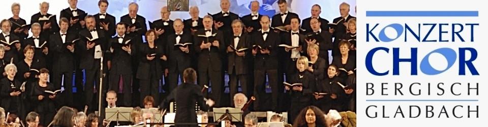 KonzertChor Bergisch Gladbach