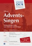 Advents-Singen am 09.12.2017